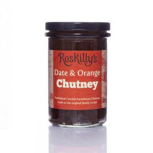 Roskillys Date and Orange Chutney