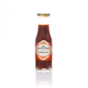 Halzephron Herb Farm Tomato Ketchup