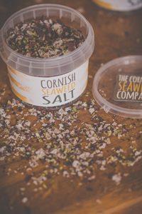 Seaweed salt Cornish Seaweed Company